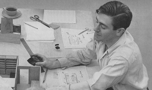 Om Norman Cherner & The Cherner Chair Company