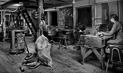 Hornvarefabrikken