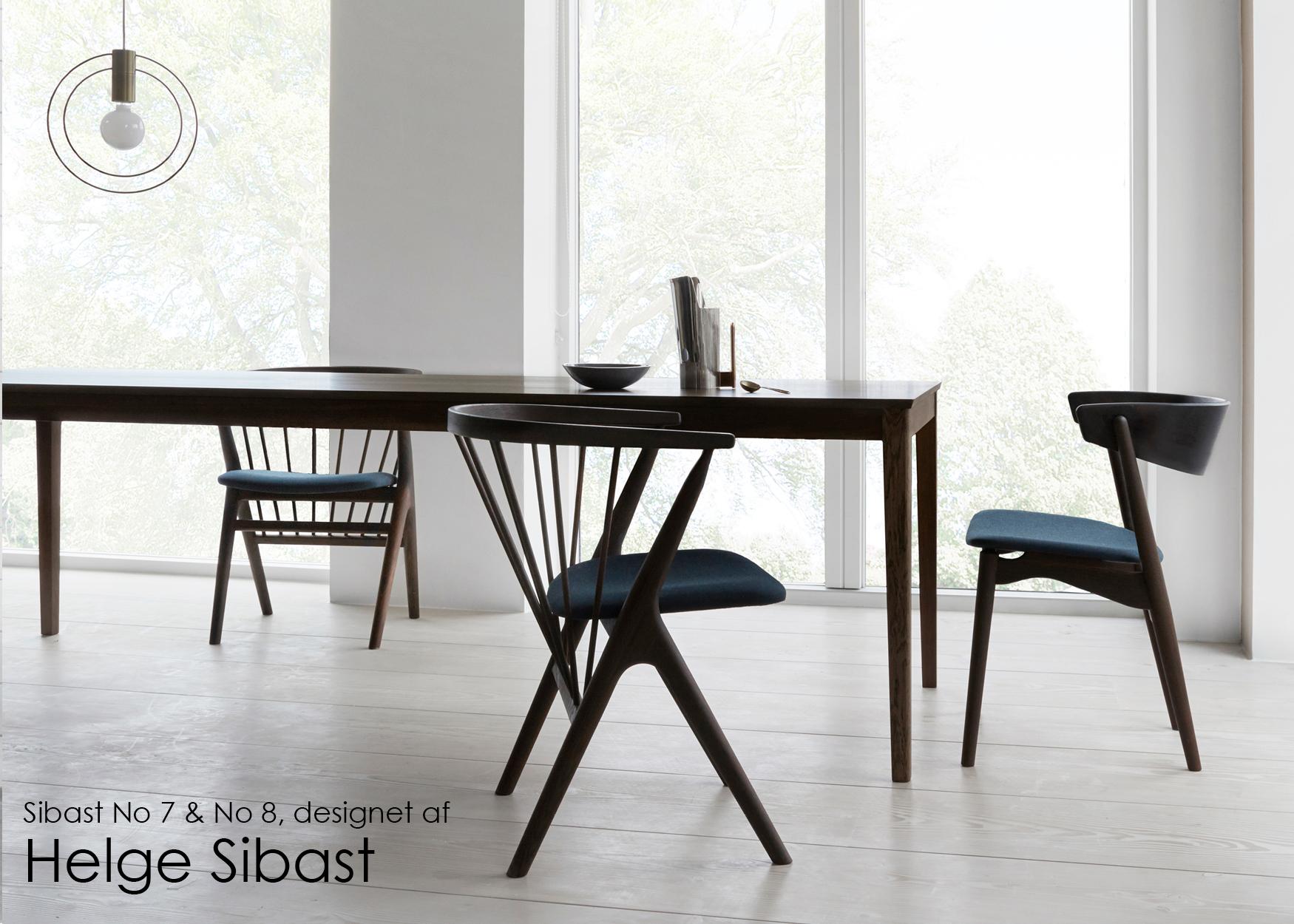 Shop stole fra Sibast