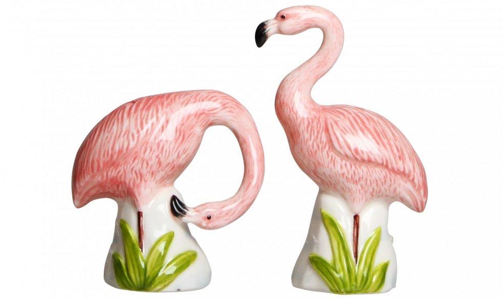 Flamingo Salt og Peber sæt