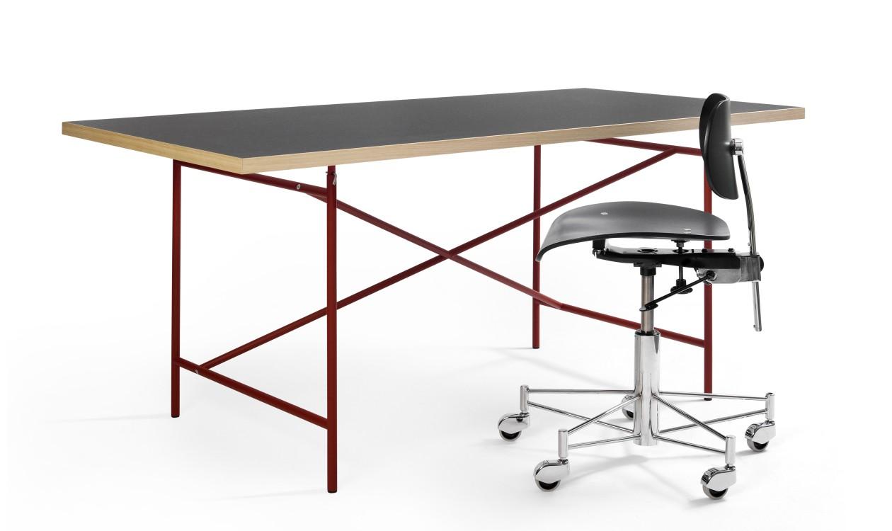 Picture of: Eiermann Spisebord Skrivebord Kob Eiermann 1 Desk