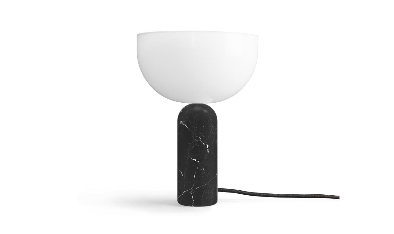 Kizu Table Lamp Black Marble Bordlamper CasaShop