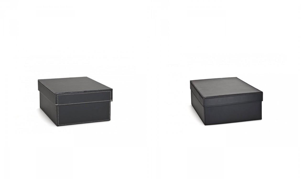 Ny Opbevaringskasse med låg - Opbevaring og organisering EX58