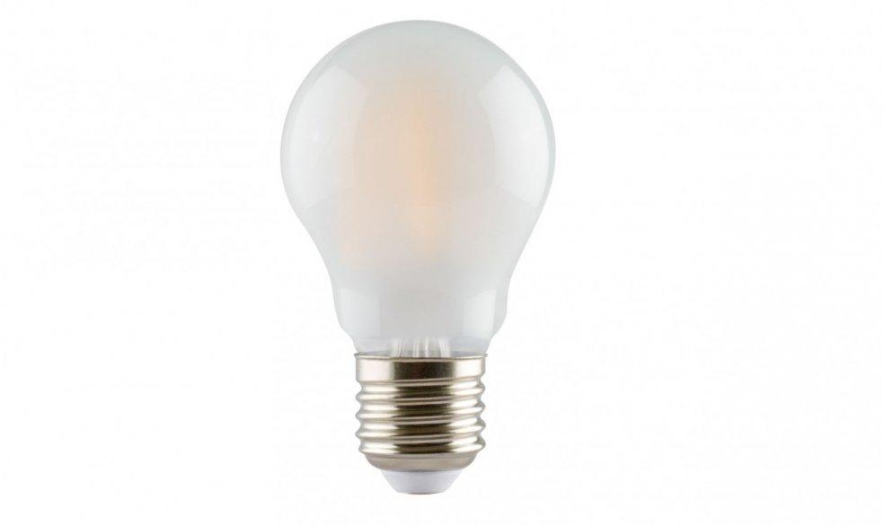 7,5 watt filament LED E27 standard mat - 2700 Kelvin dæmpbar