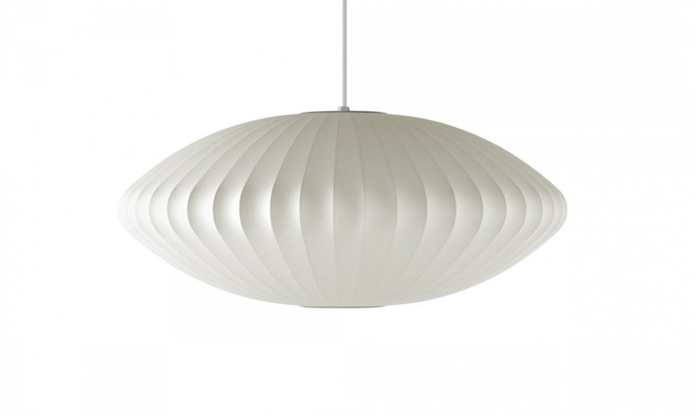 Saucer Pendant - Bubble lamp Medium
