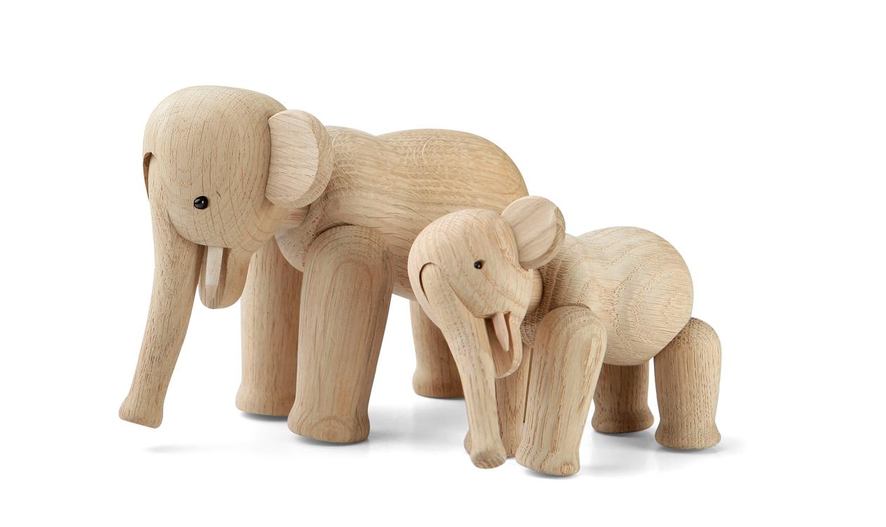 9981e0411088 Kay Bojesen Elefant Mini - Eg - Figurer - CasaShopping   CasaShop